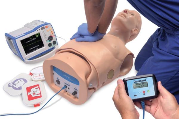 CPR+D / PPE-D -harjoitustorso
